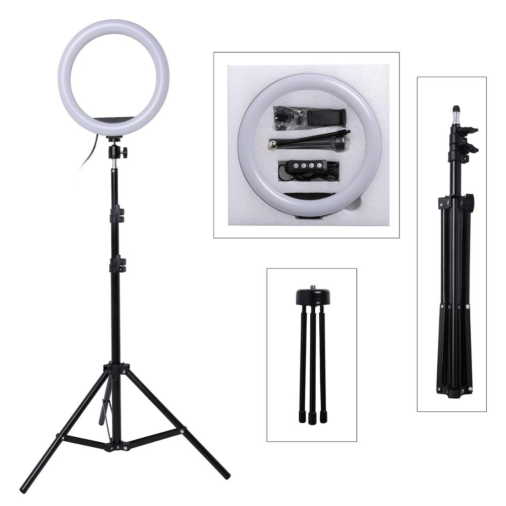 10inch Photography LED Selfie Ring Light
