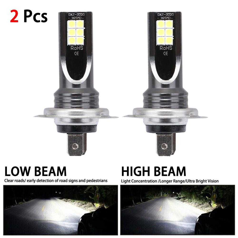 Fiat Sedici Super White Xenon HID Upgrade Parking Beam Side Light Bulbs