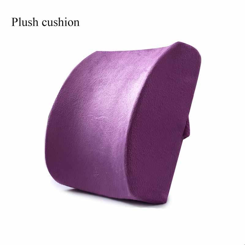 plush purple