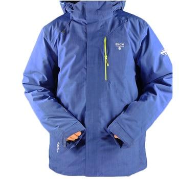 9edc7f09479b Las niñas traje de esquí niños las marcas de alta calidad a prueba de  viento impermeable nieve Super ...
