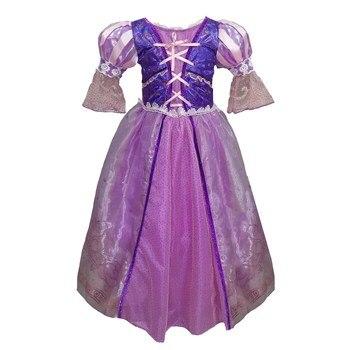 Malayu Baby Girls Princess dress Summer New Cotton Lace Mesh Flower Embroidery Child Party Vestidos Kids