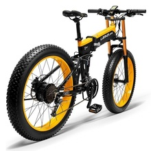Electric-Bike Folding 1000w Fat Xt750plus 26-Eu-Quality