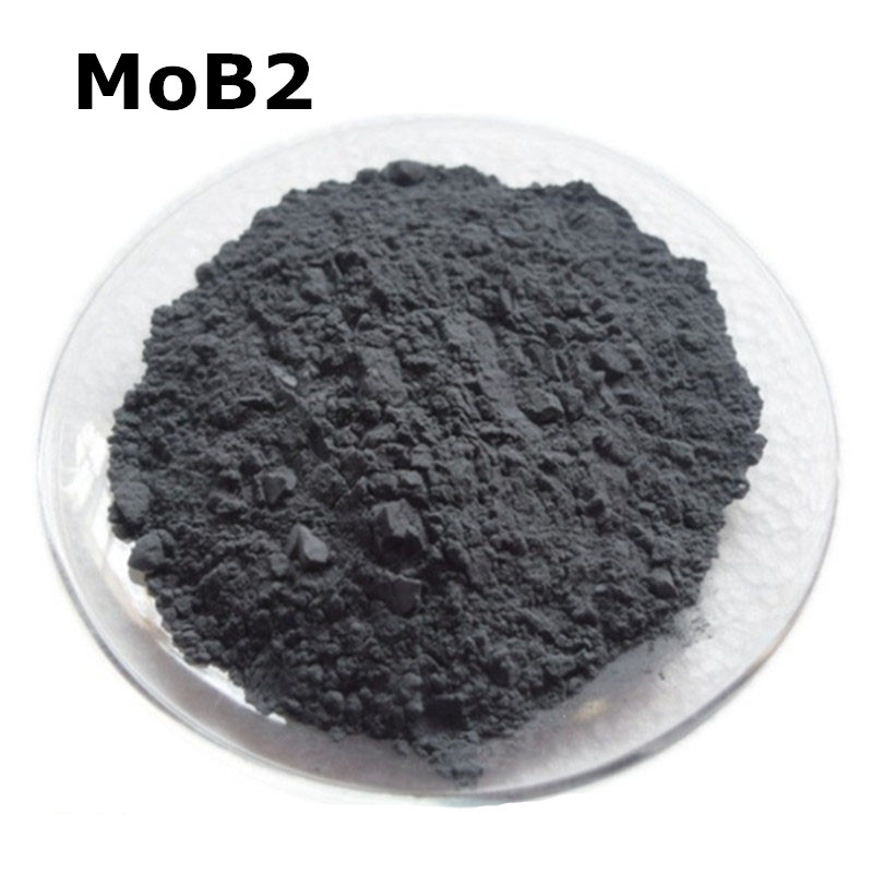 Molybdenum Boride Powder B2Mo High Purity Powder 99.9% Ultrafine Nano Powders About 300 Mesh MoB2 Powder