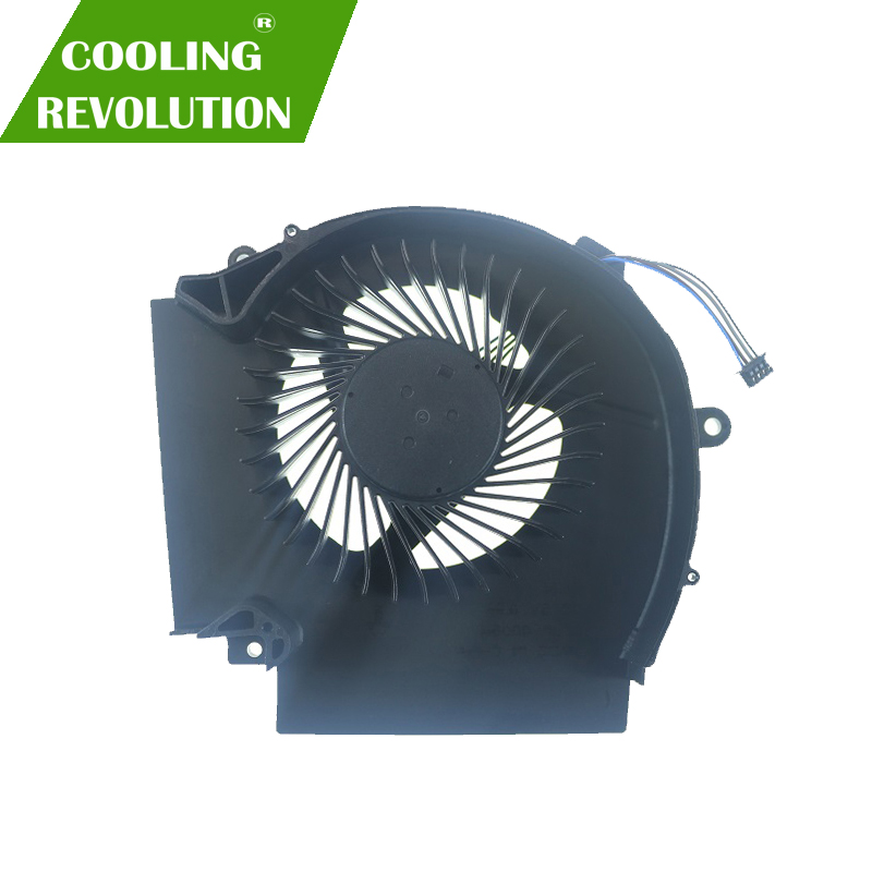 Laptop CPU Cooling Fan For HP OMEN GangMing X 17-AP TPN-Q197