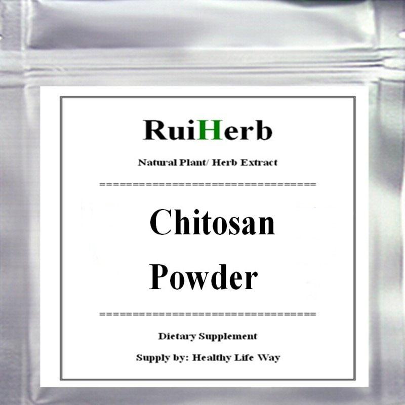 250gram Pure Chitosan Powder Healthy food free shipping