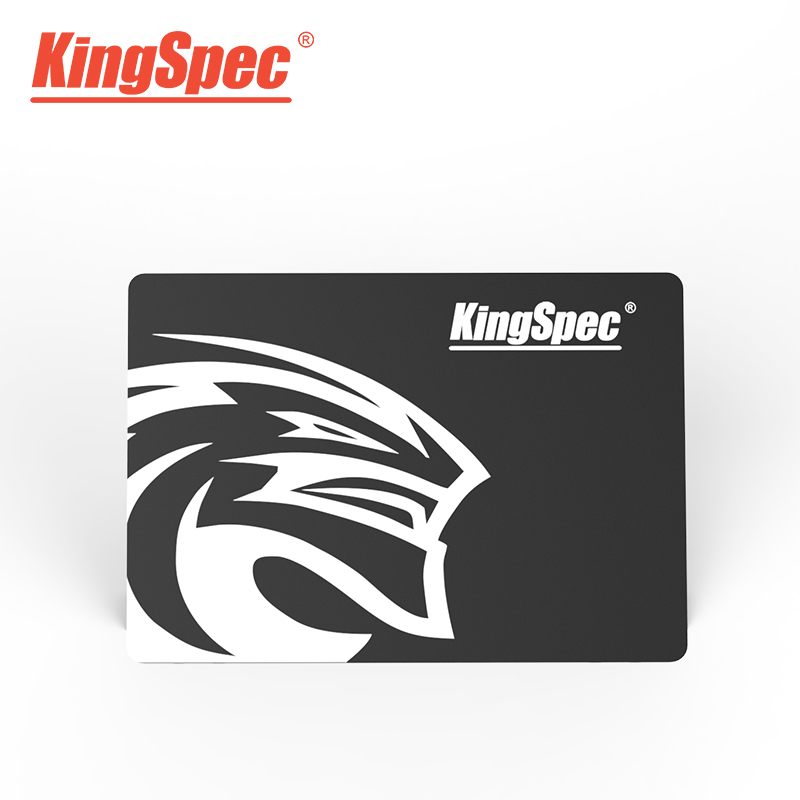 Best <font><b>KingSpec</b></font> <font><b>120GB</b></font> 240GB SATA3 <font><b>SSD</b></font> 512GB 1TB Internal SATA3 hard Drive Red Metal Case For Desktop Laptop Tablets image
