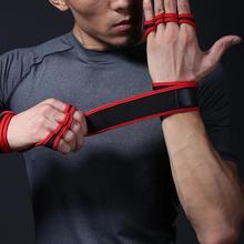 Спортивные Перчатки для фитнеса, тяжелой атлетики, силиконовые противоскользящие перчатки для тренировки на полпальца, Кроссфит, гимнастика, ручки, защита рук, ладони