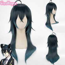 Cosplay Wig Twisted Wonderland Malleus Draconia 60cm Synthetic-Wigs Heat-Resistant