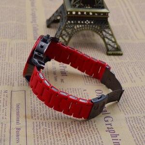 Image 5 - Часы наручные мужские кварцевые с автоматической датой и разными часовыми поясами