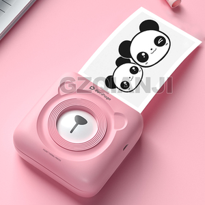 Image 2 - Peripage Bluetooth Portable Mini Printer Photo printer Pocket Mini Sticker Thermal printer for Android iOS phone Oversea Version