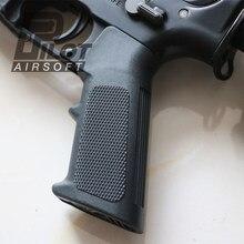 Piloto Airsoft competitivo CS juegos de juguete de la bola de gel blaster pistola MK18 MODO trasera especial agarre de m4 HK416 mk18