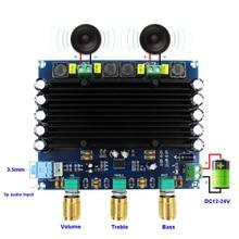2*150 ワット 2.0 TPA3116D2 パワーアンプボードデジタルオーディオステレオ d 級 TL0741 TPA3116 アンプとトーン amplificador