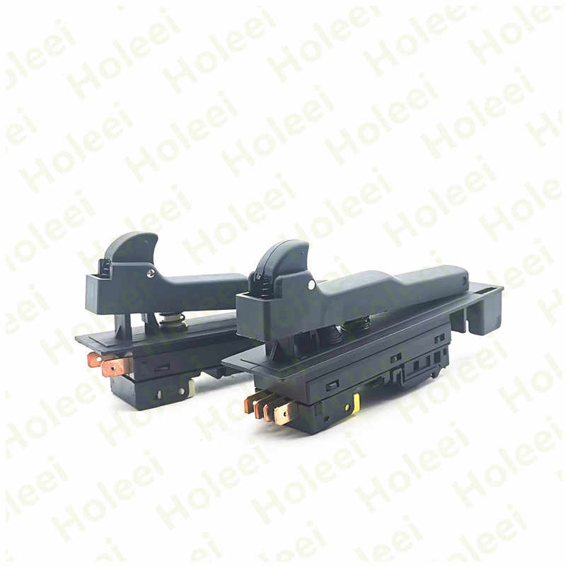 Color: 1 Pcs Corolado Spare Parts Switch Replace for Makita 651018-0 1806B 9609B 9607B 9607Bl 9402 2412N 3600H 4107R 9105 Switch