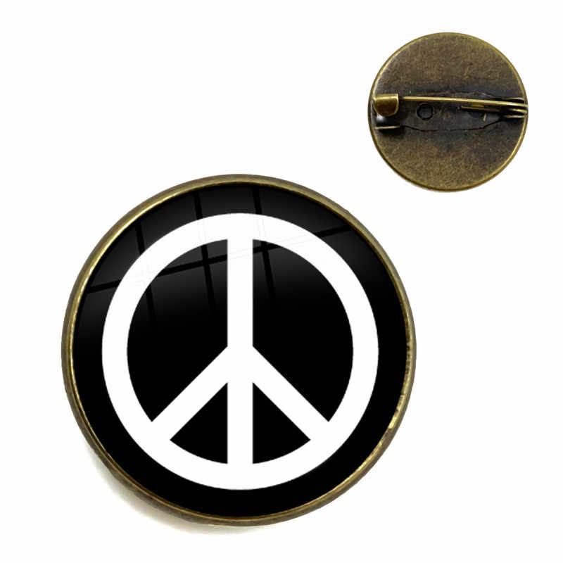 Peace Sign เข็มกลัด Love BUS Surf Van Beach ฤดูร้อน Hippie Peace รถ Retro VINTAGE ดอกไม้ Crossbody หมุดเครื่องประดับ seventies
