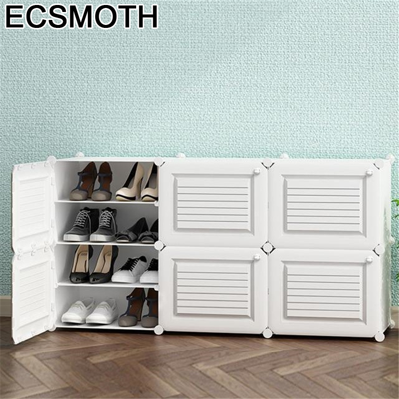 Rangement Storage Moveis Zapatera Range Chaussure Porta Scarpe Minimalist Sapateira Furniture Scarpiera Mueble Shoes Cabinet