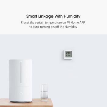 Hot Xiaomi Mijia Bluetooth Digital Thermometer 2 Wireless Smart Electric Digital Hygrometer Humidity Sensor Work With Mijia APP 4