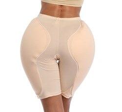 2 Ps Boyshort Spons Padded Butt Lifter Hip Enhancer Spons Heupkussen Bil Lifter Schoonheid Ajusen Voor Vrouwen Mannen Crossdresser