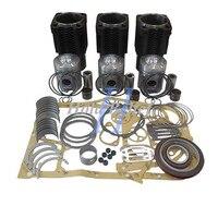 New Overhaul Kit STD With liner Rebuild Kit Fit For Deutz F3L912 Engine|Engine Rebuilding Kits|Automobiles & Motorcycles -