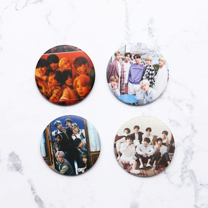 Online Shop Bangtan Kpop Boys Pins Brooches Album Badge Clothes Hat