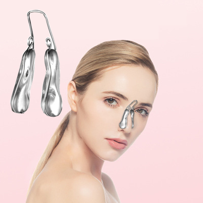 Nose Up Clip Transparent Convenient Practical Nose Bridge Straightener Nose Lifting Clip Nose Lifting Nose Shaper