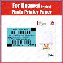 Оригинальный Zink 2*3 дюйма 50*76 мм для фотобумаги Huawei принтера Canon zoemini LG PD261 251 233 239SP