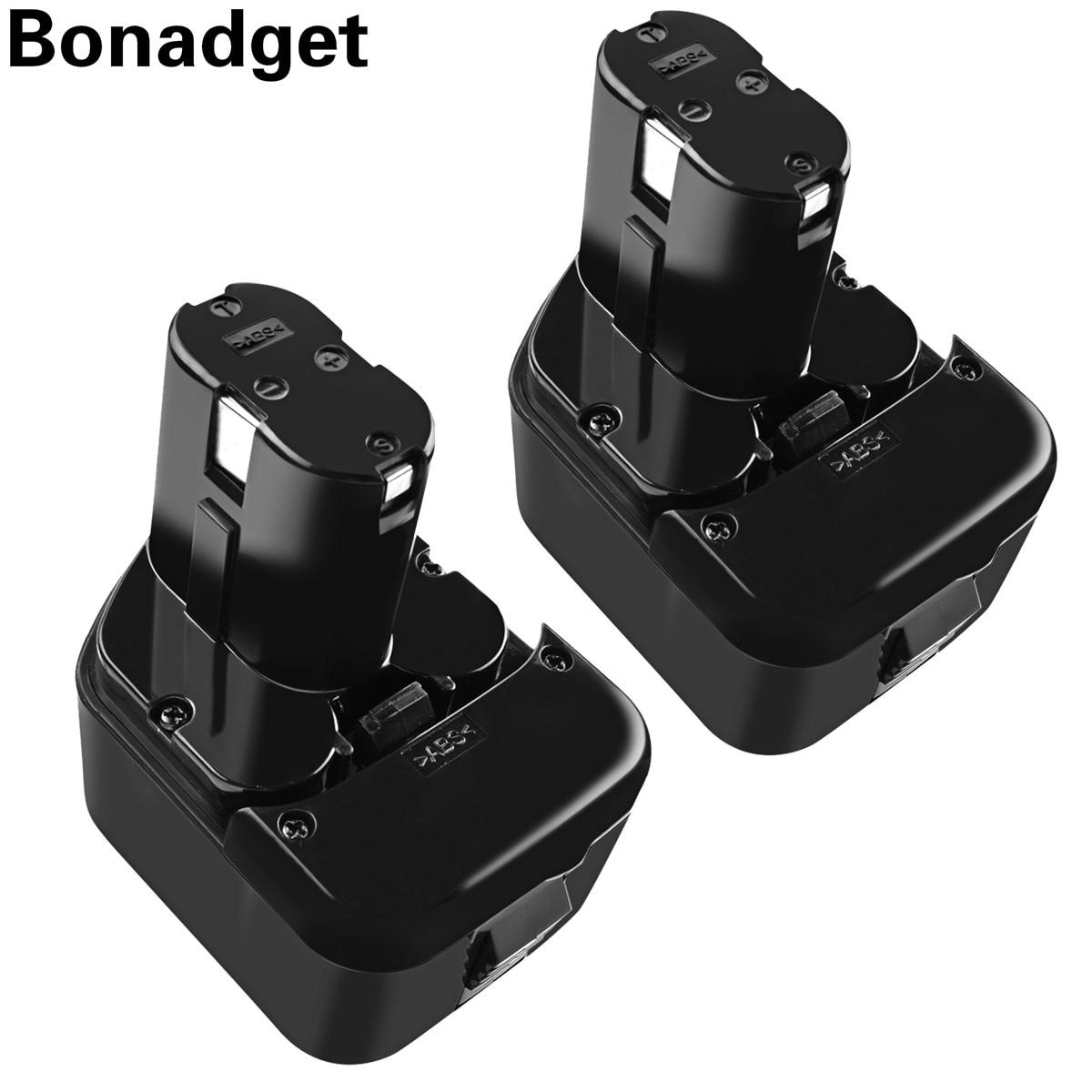 Bonadget High Quality 3500mAh 12V 3.0Ah Tool Battery For Hitachi EB1214S 12V EB1220BL EB1212S WR12DMR CD4D DH15DV C5D DS 12DVF3