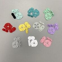 Kolor wysokiej jakości akcesoria do gier podkładki gumowe podkładki silikonowe do Gameboy Color GBC