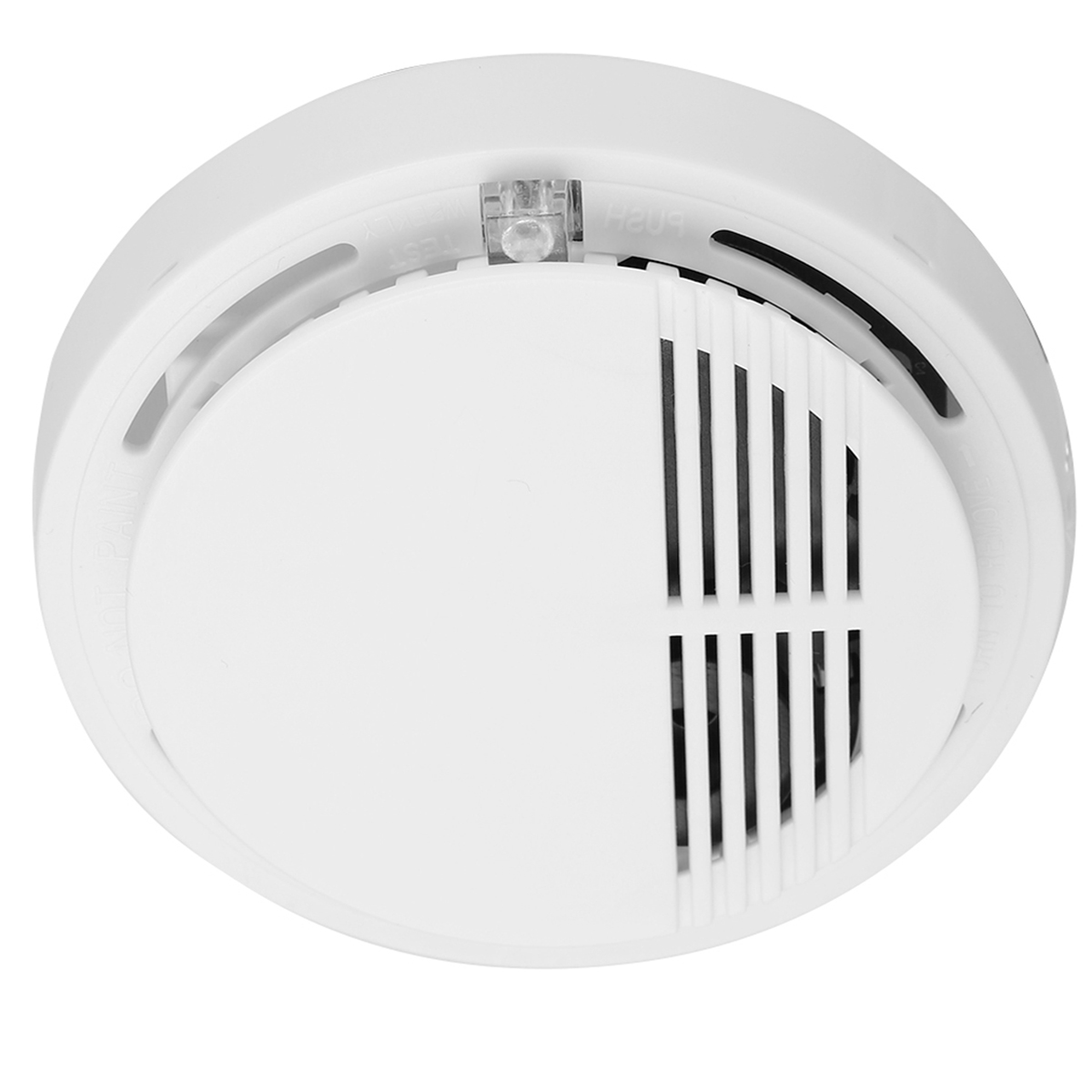Photoelectric Independent Smoke Detector Smoke Fire Sensitive Alarm Sensor 80db Home Security Wireless Fire Alarm Equipment