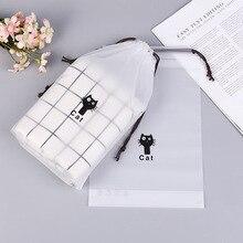 Storage-Bag-Covers Fitness-Equipment Custom-Logo Bags Waterproof Nylon 50pcs/Lot Portable-Accessories