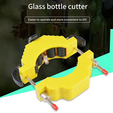 Bottle-Cutter Sculptures Glass Cutting-Control Beer Stainless-Steel Wine Catchers Champagne