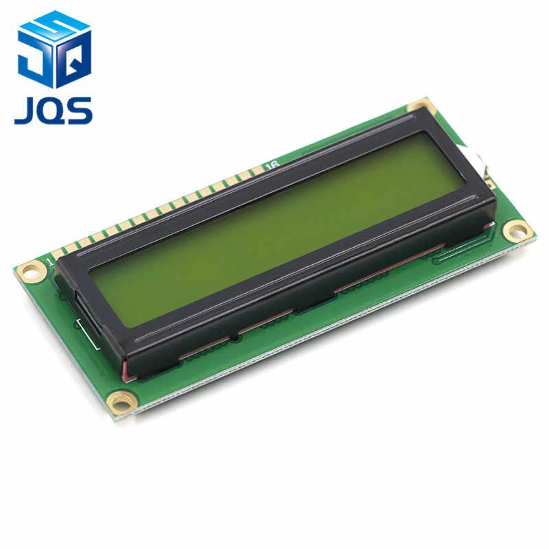 Módulo LCD pantalla azul verde IIC/I2C 1602 para arduino 1602 LCD UNO r3 mega2560 LCD1602
