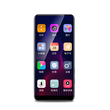 Novo 8 gb walkman portátil mp4 player touchscreen suporte bluetooth 5 Polegada mp4 romance e book mp4 leitor de música fm rádio vídeo presente
