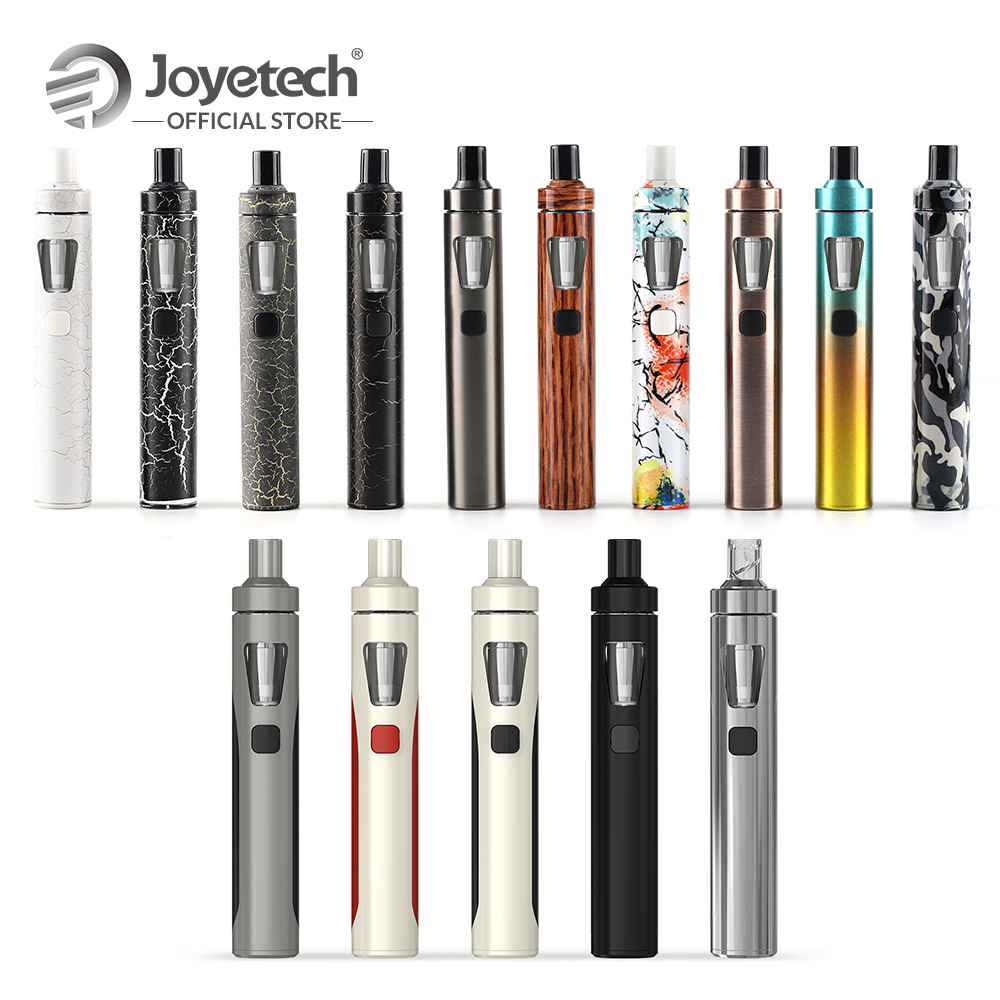 [RU/US/ES/FR] Original Joyetech EGo AIO Kit With 2ml Tank Build In 1500mAh Battery 0.6ohm BF SS316 Vape Pen 22 E-Cigarette