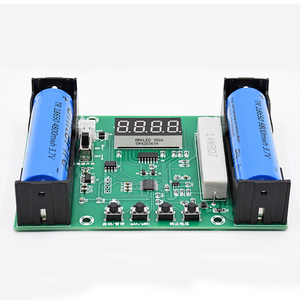 Image 5 - XH M240 18650 lithium battery Capacity tester maH mwH digital discharge electronic load battery monitor