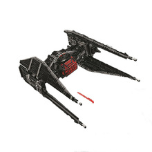 NEW Star Wars Series TIE Fighter Building Block Model Bricks Toys Compatible with lepining 10907 Toys for Children Gifts