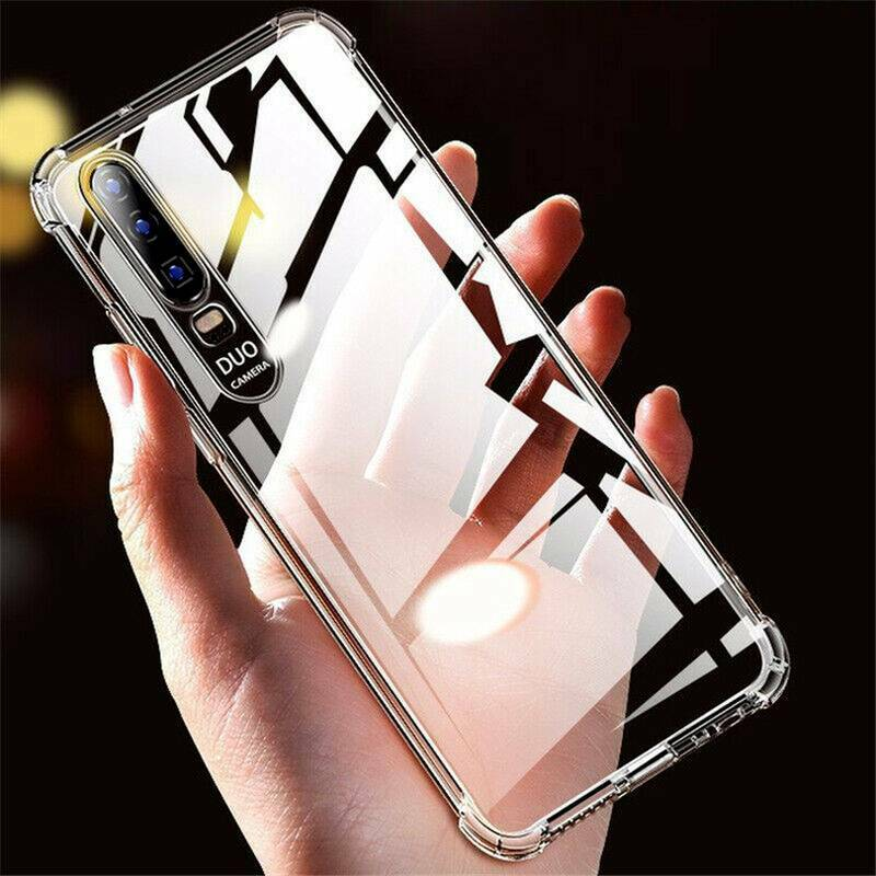 <font><b>Shockproof</b></font> TPU Clear Transparent <font><b>Soft</b></font> <font><b>Case</b></font> <font><b>For</b></font> <font><b>Xiaomi</b></font> <font><b>Mi</b></font> A3 A2 Lite 9T <font><b>9</b></font> 8 <font><b>SE</b></font> A1 Pocophone F1 <font><b>Case</b></font> Redmi Note 7 6 Pro 7A Fundas image