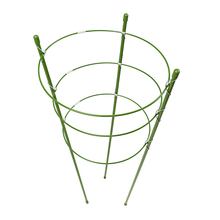 1pc Plastic Potted Vine Climbing Plant Support Rattan Frame Gardening Flower Pot Bracket 45/60CM