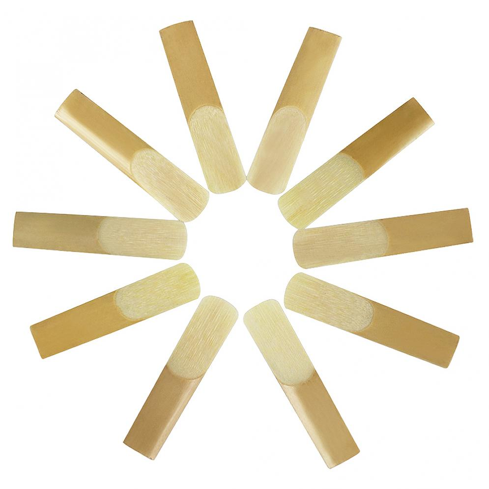 10 шт./лот сопрано альт тенор БВ тростник булраш трости 2 5 дюйма аксессуары для