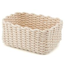 Cotton Rope Hand-woven Basket…