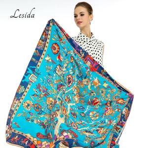 2020 luxury brand silk scarf women high quality head scarf head wraps summer scarves and shawls for women scarf