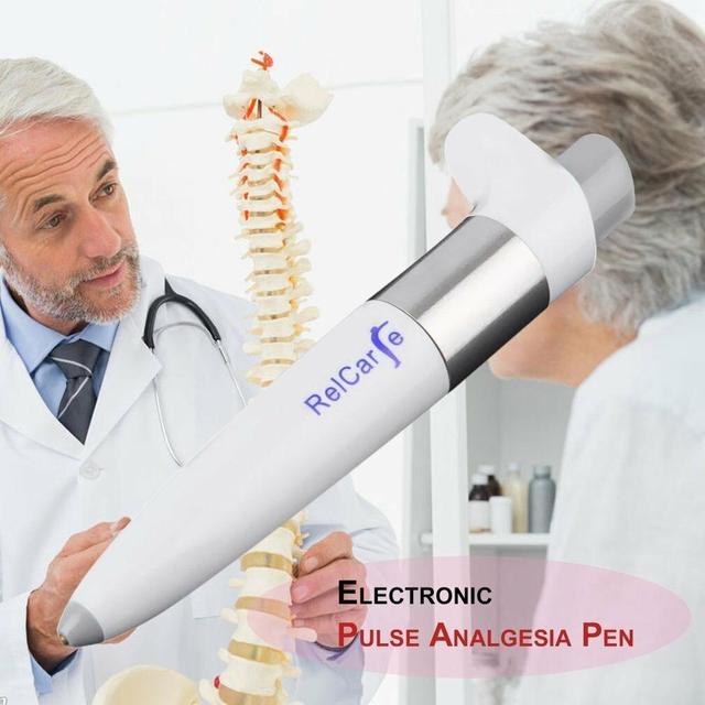 Massage méridien électronique impulsion analgésie stylo soulagement de la douleur sciatique Joint Portable Portable Point stylo de Massage, soulagement sciatique