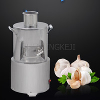 Dry Garlic Peeling Machine Commercial Home Electric Fully Automatic Garlic Split Equipment Stainless Steel Kitchen Appliance