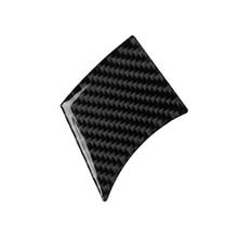Крышка кнопки рулевого колеса внутренняя наклейка для интерьера 2x аксессуары для автомобиля