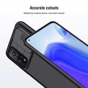 Image 3 - Nillkin capa redmi k30s para celular xiaomi, proteção traseira da câmera, com protetor de privacidade, 6.67 polegadas