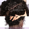 KissLove Deep Wave 13x6 13x4 Lace Front Human Hair Wigs for Black Women Prepluck Glueless Brazilian Curly 5X5HD Lace Closure Wig 4