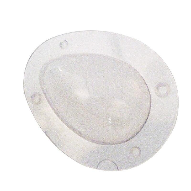 3D форма для шоколада горячая Распродажа Egg, многоразовая форма для выпечки, помадки, торта, сахара, прочная форма в форме пасхального яйца, Хр...