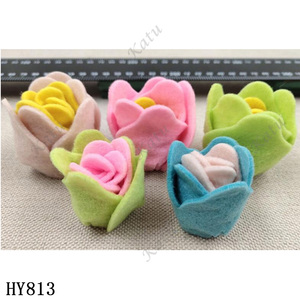 Image 5 - Folded flower  cutting dies 2019 die cut &wooden dies Suitable  for common die cutting  machines on the market