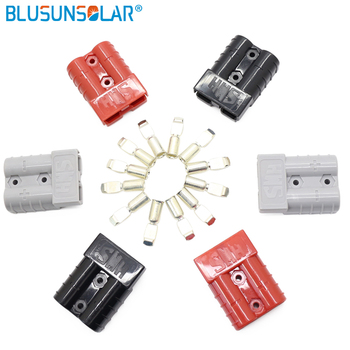 10 pec Power Plug Multiple Connector SB50 Kit 50 Amps Gray Housing for  12 AWG - discount item  5% OFF Electrical Equipment & Supplies