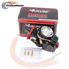 Carburateur Mikuni PWK 21 24 26 28 30 32 34mm pièce de moteur de moto carburateur pour vtt Suzuki Yamaha Honda