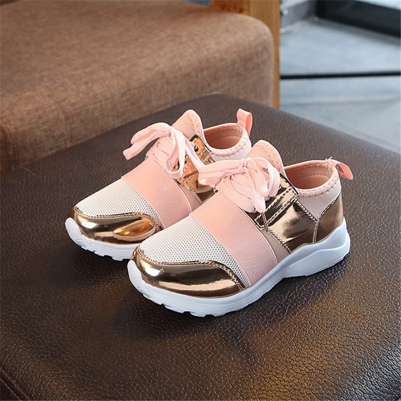 2019 New Children Shoes Kids Boys Sneakers Spring Autumn Mesh Comfortable Breathable Casual Girls Shoes Running Shoe For Kids